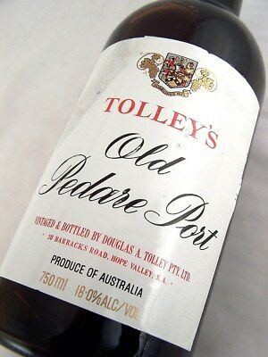 1977 circa NV  TOLLEYS Old Pedare Port Isle of Wine
