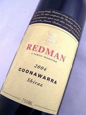 2004 REDMAN Shiraz Isle of Wine