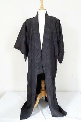 Amazing Full Length Japanese KIMONO   Black/Pattern       264 Y