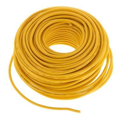 Atlas 50 Foot 20 Gauge Standard Layout Wire Reel Yellow 318 ATL318