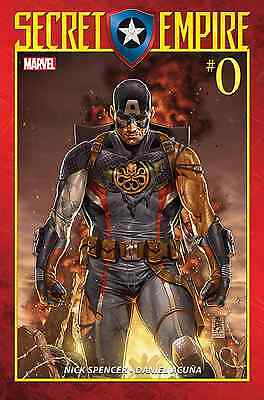 SECRET EMPIRE 0 1st PRINT NM SOLD OUT