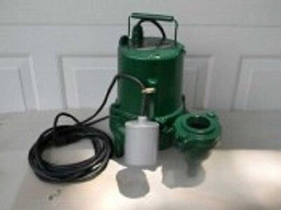 Hydromatic SK50A1 sewage injection pump / industrial sump pump