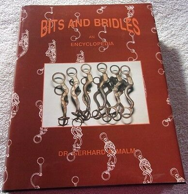 Huge Bit Bridles and Bits Encyclopedia 1st Edition Signed by Doc Malm MAKE OFFER