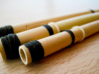 G1 Cane Drone Reeds 2 tenors and bass for Highland Bagpipe pipes