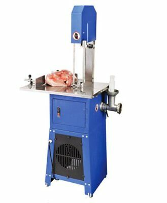 Commercial Butchers Standing Meat Band Saw Grinder Cutter Sausage Stuffer Mincer