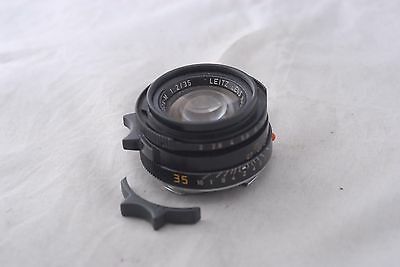 2 x Leica M Camera Lens Focusing Handle for Summicron 35mm f/2.0 in Mint Cond.