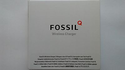 Fossil Q Smartwatch Wireless Charger FTW0002, Gen.2 Magnetic Charging Cable