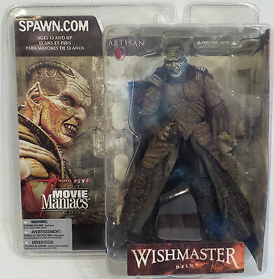 Horror : Wishmaster Blister Packed Figure By Neca (By)