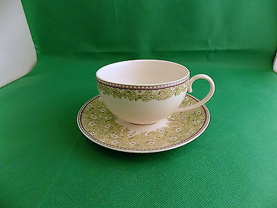 Denby Monsoon Daisy Cup & Saucer