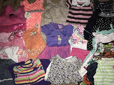 Lot Of Baby Girl 6 To 9 Months Outfit