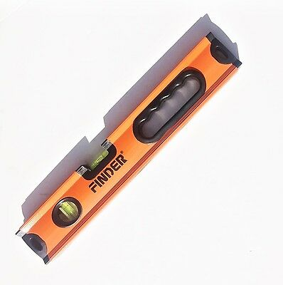 400mm Magnetic Level. 2 vial. Metric and SAE markings.