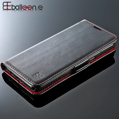 Original Flip Magnetic Leather Wallet Stand Card Case for Samsung Galaxy S8 Plus