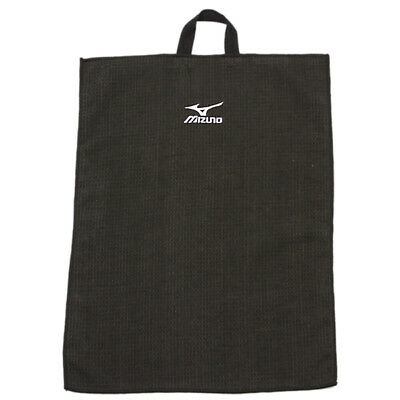 Mizuno Microfiber Towel Black - New 2017