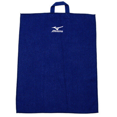 Mizuno Microfiber Towel Staff Blue - New 2017
