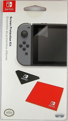 Nintendo Switch Official Screen Protection Kit - PDP