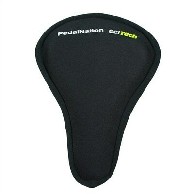 Pedal Nation Bike/Bicycle Gel Seat/Saddle Cover