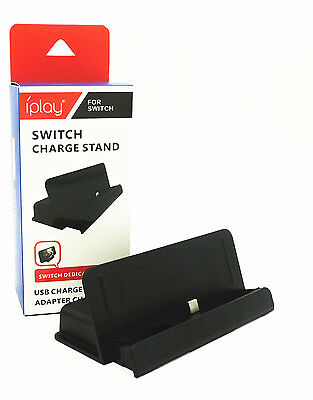 AU Type C Charger Cradle Charging Dock Station Desktop Stand for Nintendo Switch