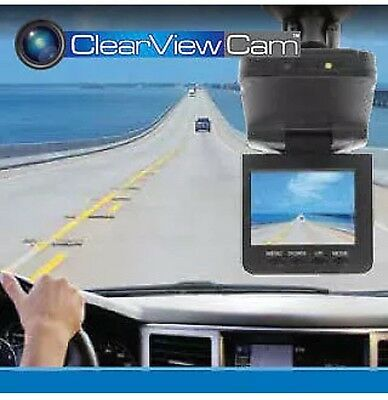 New Clearview Cam HD Dashcam 12 Month Warranty