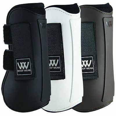 Woof Wear Horse Shock Protective Riding Fetlock Tendon Boots Sizes Colours S-Xl