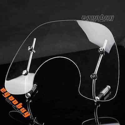 New Motorcycle Scooter Fly Screen Windshield Windscreen For Vespa Primavera 150
