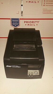 1 STAR Micronics TSP100 futurePRNT POS Point of Sale Thermal Receipt Printer Usb