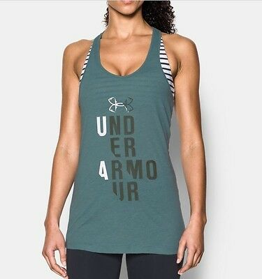 Women's Under Armour Graphic Tank Top - 1291484