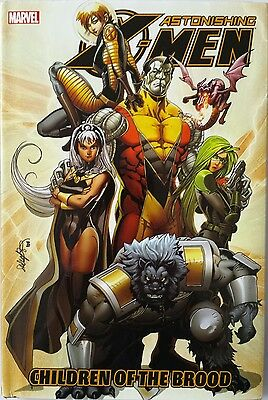 Astonishing X-Men: Children of the Brood by Christos Gage (Hardback, 2012)