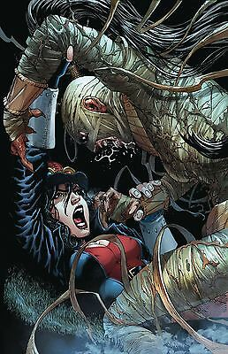 Grimm Fairy Tales Van Helsing Vs The Mummy Of Amun Ra #6 (Of 6) Cvr D Diaz
