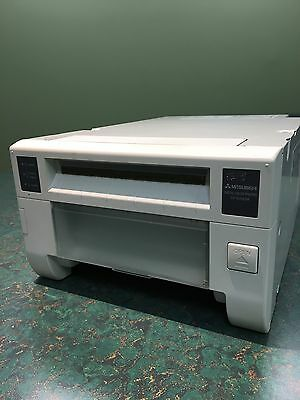 Mitsubishi CP-D70 DW Thermal Photobooth Photo Booth Event Printer 9000 Prints