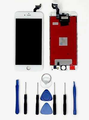 iPhone 6s Plus (LCD).. Replacement Screen White w/ shipping from USA