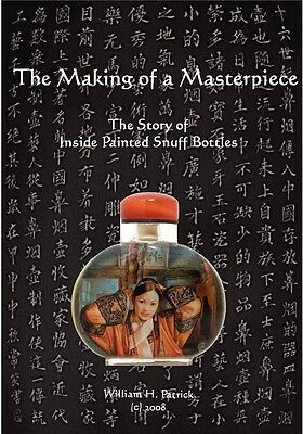Snuff  Bottle DVD - How an inside painted snuff bottle is made.