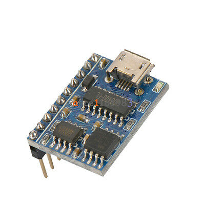 JQ8400 JQ8400FL-10P Voice Module Serial Control USB 32M MP3/WAV Play