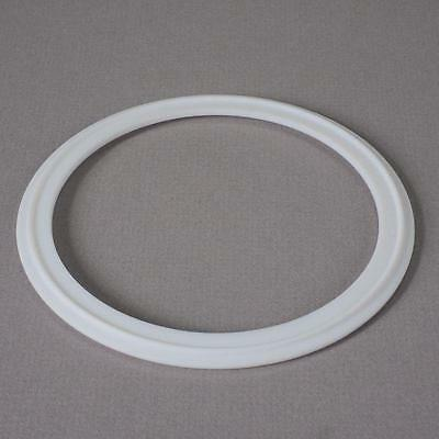 PTFE Gasket | Tri Clamp/Clover 4 inch - FDA (2 Pack)