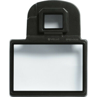Vello SNAP-ON LCD SCREEN PROTECTOR CANON 5D3/5D4/5DS/5DSR