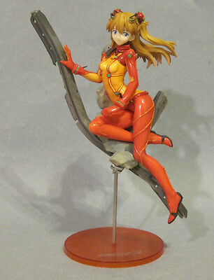 Alter Shikinami Asuka Langley Evangelion 2.0 anime figure authentic from Japan!