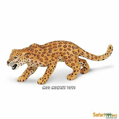LEOPARD  Safari Ltd # 271529  Africa  Asia  Wild Animal Replica  NWT