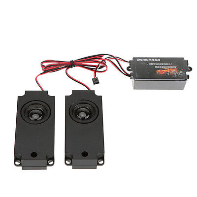 Toys RC Car Truck Engine Sound Module Kit Accelerator 10 Scale Motor Sound New