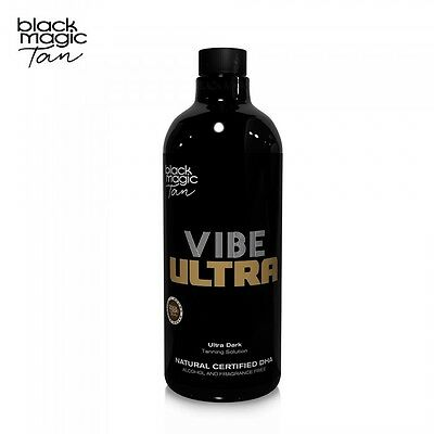 Black Magic Spray Tanning Solution - Vibe Ultra Dark