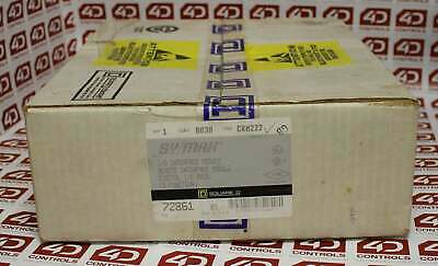 SQUARE D SYMAX 8030 CRM-222 INTERFACE MODULE - New Surplus Sealed - Series G