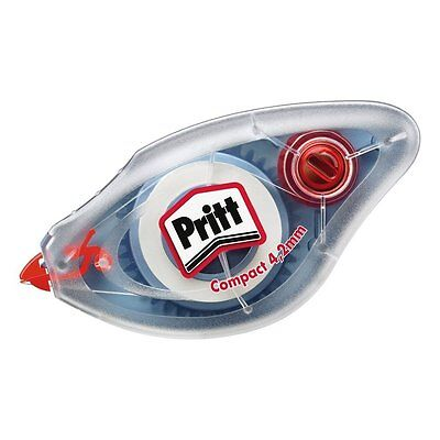 Pritt Compact Correction Roller Write-on or Type-on 4.2 mm x 8.5 m