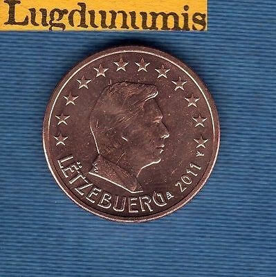 Luxembourg 2011 - 5 cents Euro - Coin new roll - Luxembourg