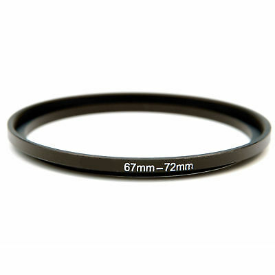 LENS ADAPTER STEPPING STEP UP RING 67mm to 72mm Filter By Kood - FREE UK P&P