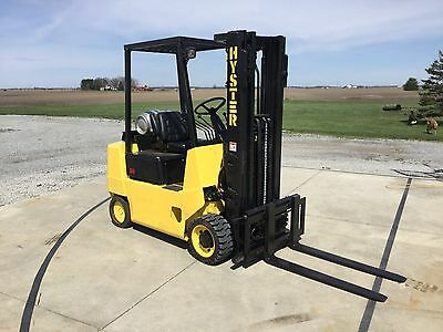 forklift hyster S50XL 5000# lift
