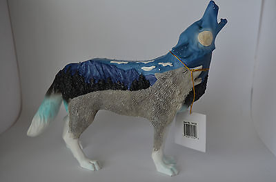 Westland Call of the Wolf Ice Wolf #14152 Figure