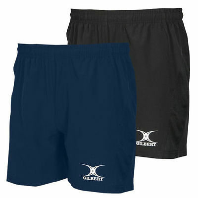 gilbert leisure shorts womens rugby black navy size 6 8 16 18 new sport ladies