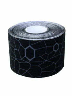 Theraband - Kinesiology Tape Black Gray 1 Roll 12743 SD