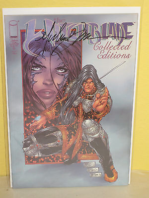 WITCHBLADE TWO - Collected Edition - SIGNED by MICHAEL TURNER - Image WOHL DTron