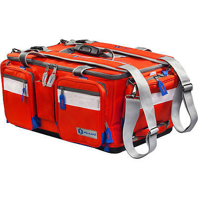 USPS! LOCKABLE FIRST Aid Kit Medicine Storage Box Emergency