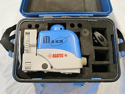 Agatec M10 Rotating Laser Level With Case