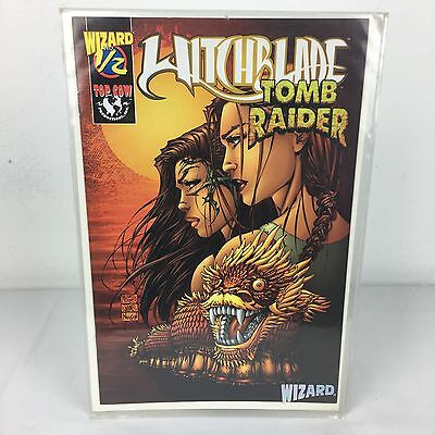 Withcblade / Tomb Raider Vol. 1, Issue 1/2 December 1999 TOP COW VGC